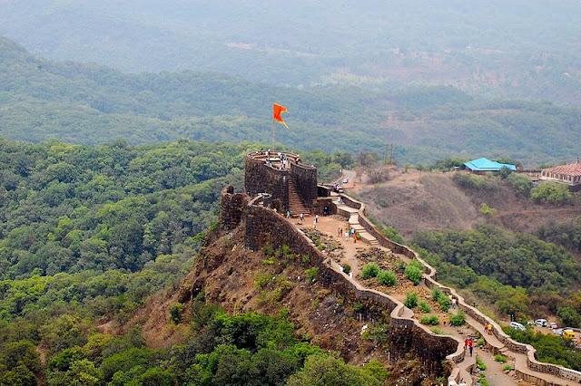Pratapgarh fort Maharashtra image