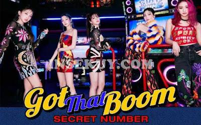 Lirik Lagu Got That Boom ~ Secret Number (시크릿넘버) & Terjemahan Lengkapnya