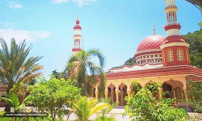 Wisata Tapak Tuan Masjid Istiqamah