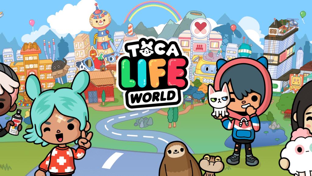 Download: Toca Life World v1.23 APK + MOD (Unlocked)   Spicyblogs4U