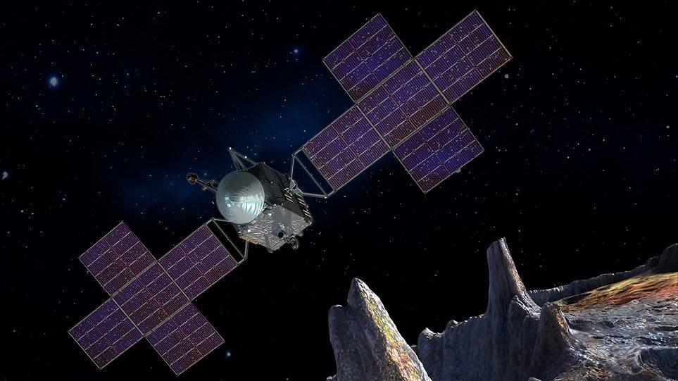 Ψυχή 16»: Ο αστεροειδής-χρυσωρυχείο με μεταλλεύματα αξίας 10 τετράκις εκατ.  δολαρίων - THERMISnews.gr