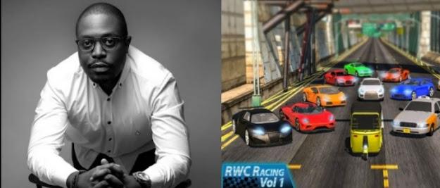 Meet Dynasto Afedo, the creator of Ghana's Car Racing Game: RWC Racing Vol. 1