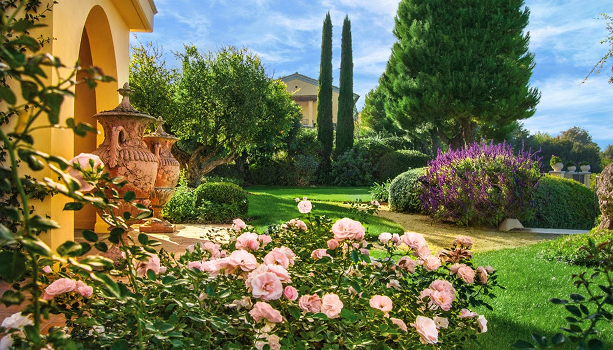 Garden Design Ideas in Italy