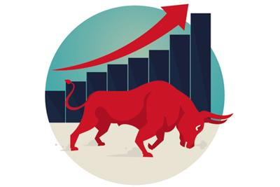 Sensex growth