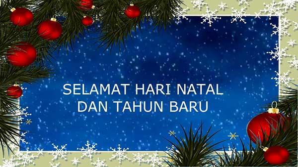Natal & Tahun Baru Bank BCA