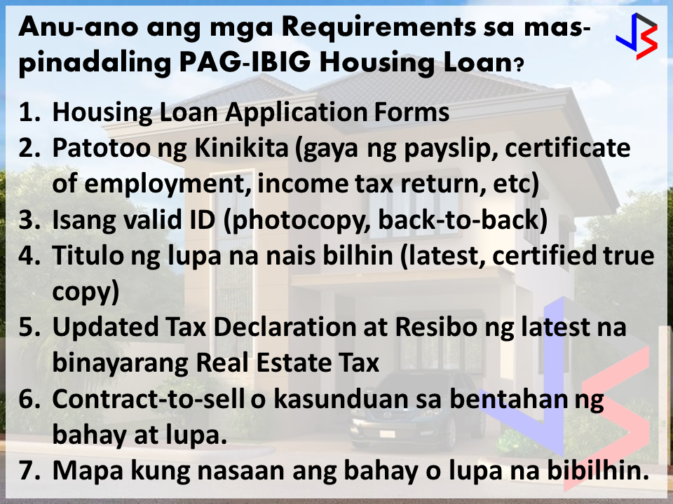 Loan Pag Calamity Application Ibig