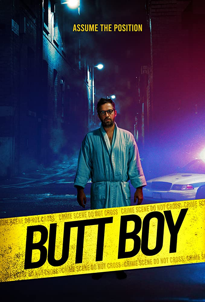 Nonton Download Film Butt Boy (2019) Full Movie Sub Indo