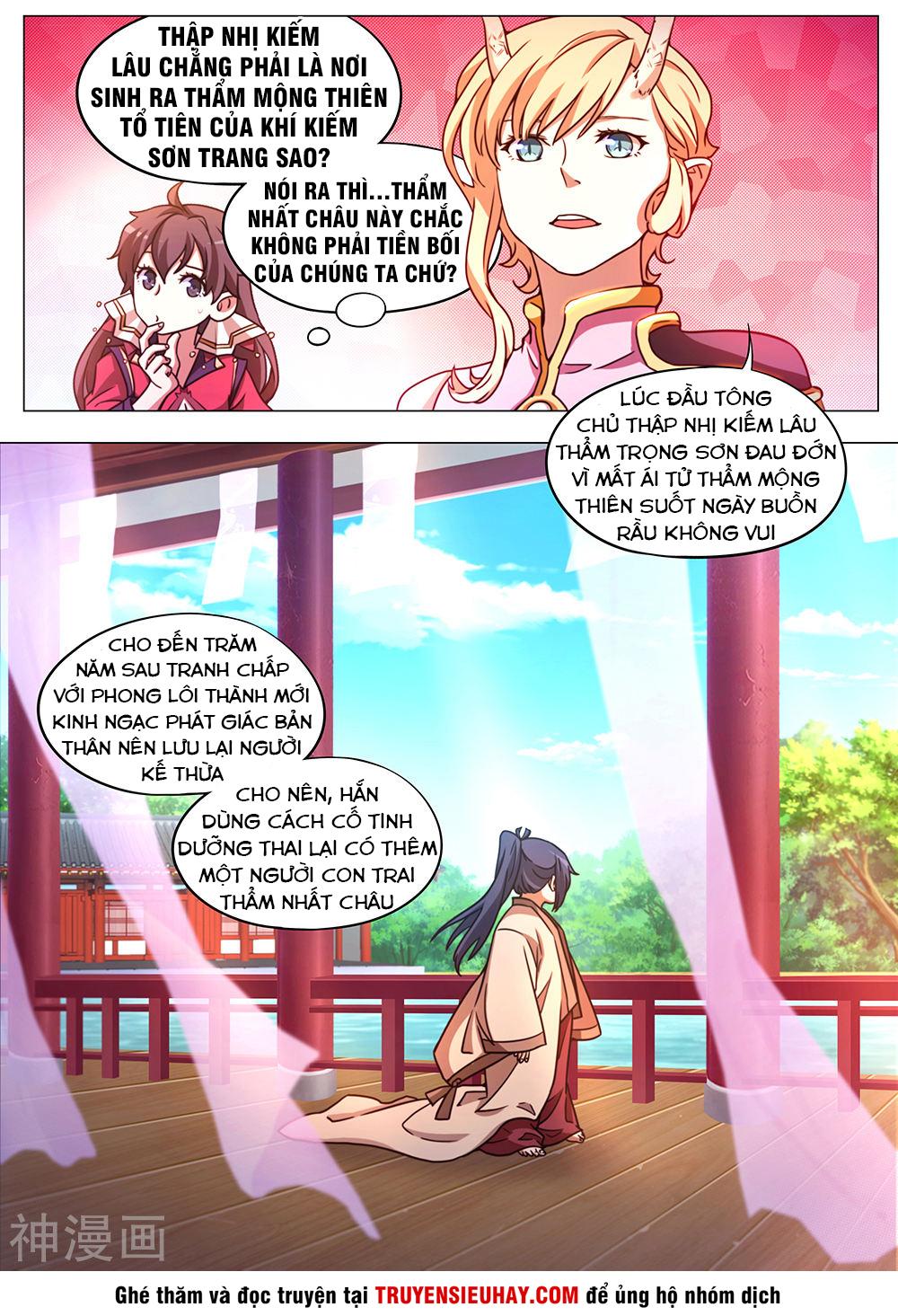 Vạn Cổ Kiếm Thần Chapter 87 video - truyenmh.com