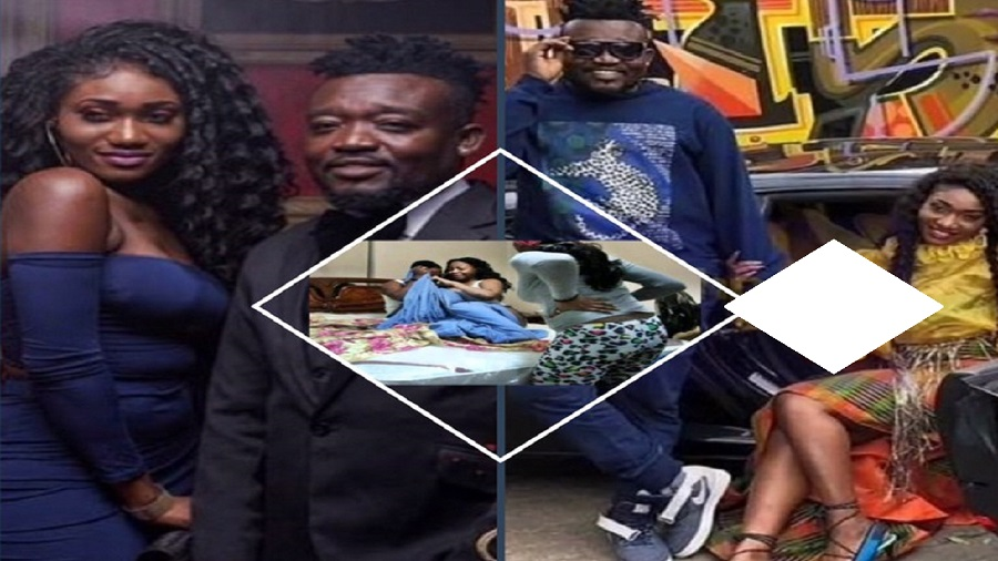 I caught you in bed with late Ebony, now Wendy Shay-Bullet