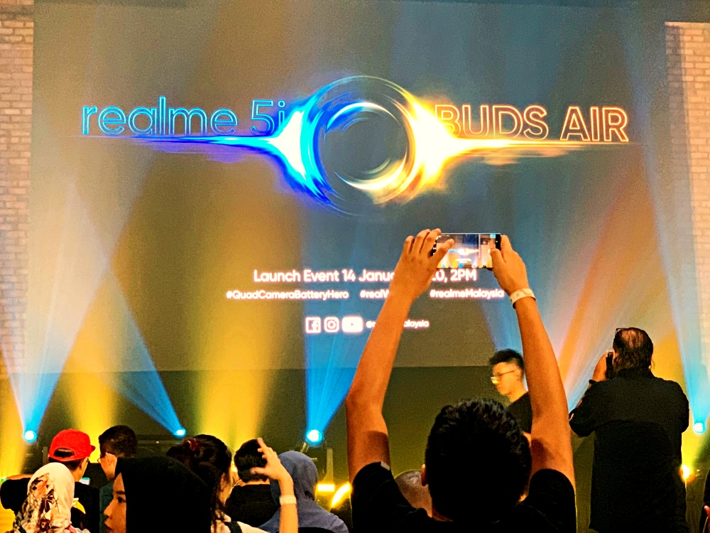 realme Malaysia, realme Buds Air, Realme 5i, Rawlins Tech, earbuds, Rawlins GLAM, byrawlins, affordable smartphone,