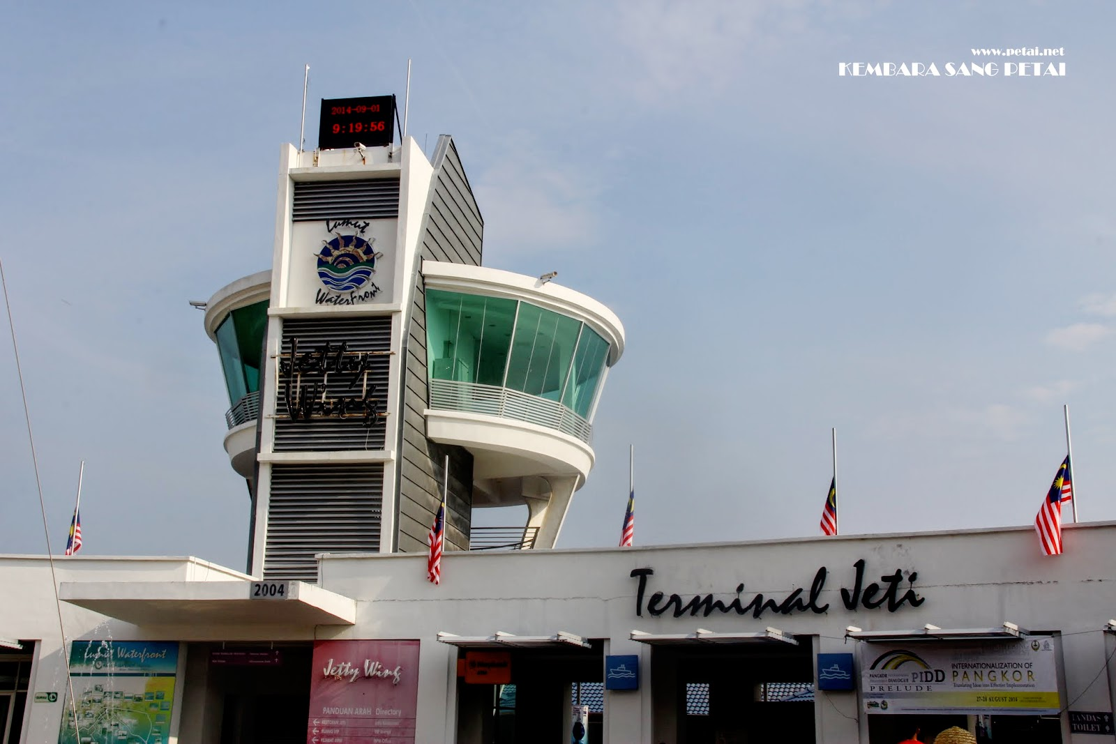 Terminal Jeti Lumut