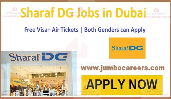 Latest salary jobs in Dubai,