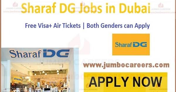 Sharaf-DG-Jobs-Dubai-2019  Th P Job For Dubai on computer science, civil engineering, for guyanese, quantity surveyor,