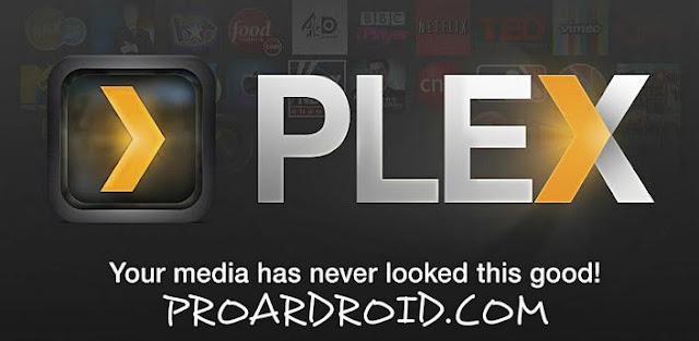تطبيق Plex for Android v7.18.0.11051 نسخة كاملة للأندرويد مجاناً logo