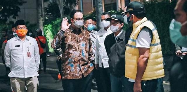 Rapat Omnibus Law Bersama Jokowi, Anies Tak Dapat Kesempatan Bicara Sampaikan Aspirasi Pengunjuk Rasa