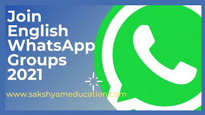 Join English WhatsApp Groups 2021