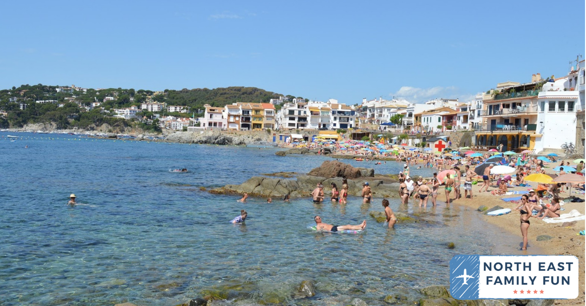 Best family beach holidays in spain