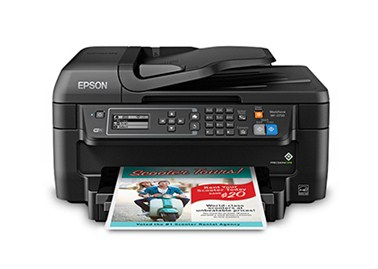 Epson WorkForce WF-2750 Drivers Download