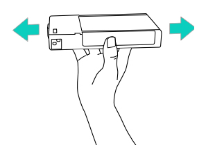 Cómo instalar los cartuchos de tinta en la Epson Stylus