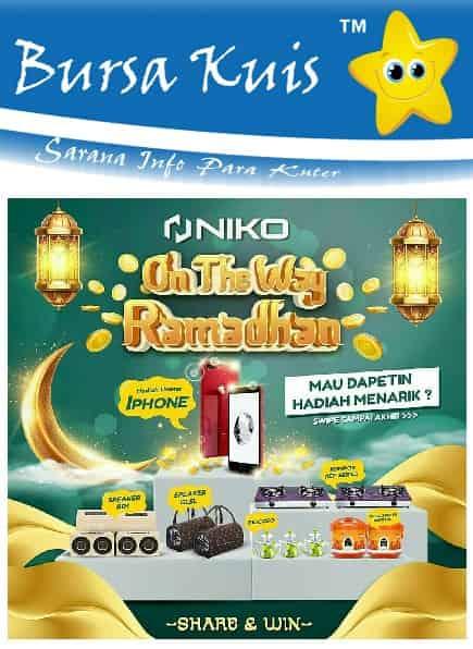 Kuis Online Terbaru Promo Ramadhan 2021 Berhadiah Iphone