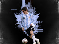 Wallpapers de famosos - Lionel Messi