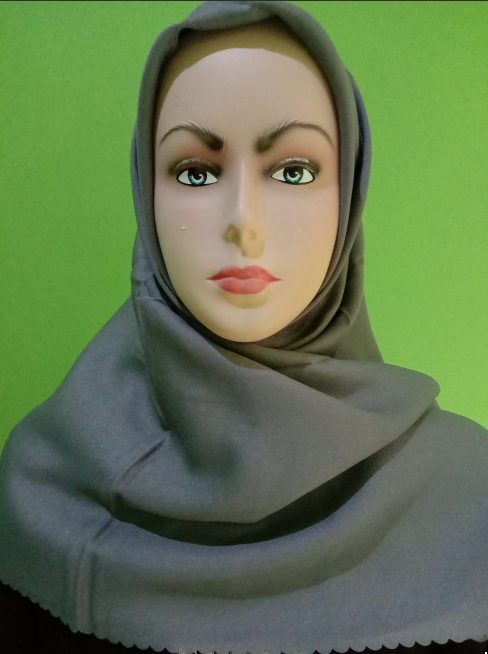 Kerudung Shinar Glamour Sonic Olive