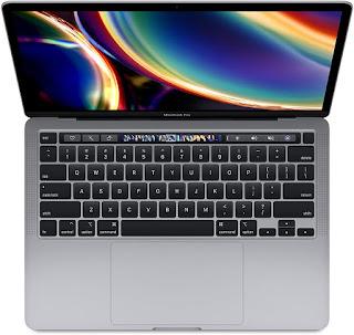 Best Laptops with Backlit Keyboard - Apple MacBook pro ( runner up)