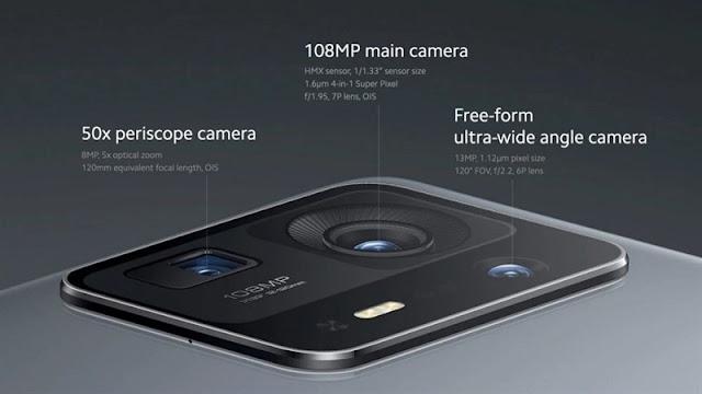 Xiaomi Mi MIX 5 cấu hình cải tiến với RAM 16 GB, pin lớn 6.190 mAh, sạc nhanh HyperCharge 200 W, ra mắt 08/2022