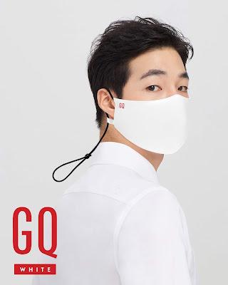 GQ Apparel ส่งแคมเปญ #SaveaMask ชวนใช้หน้ากากผ้า เพื่อ  สำรองหน้ากากอนามัยให้บุคลากรทางการแพทย์ พร้อมส่งนวัตกรรม  GQWhite™ Mask สู้ภัยโควิด-19