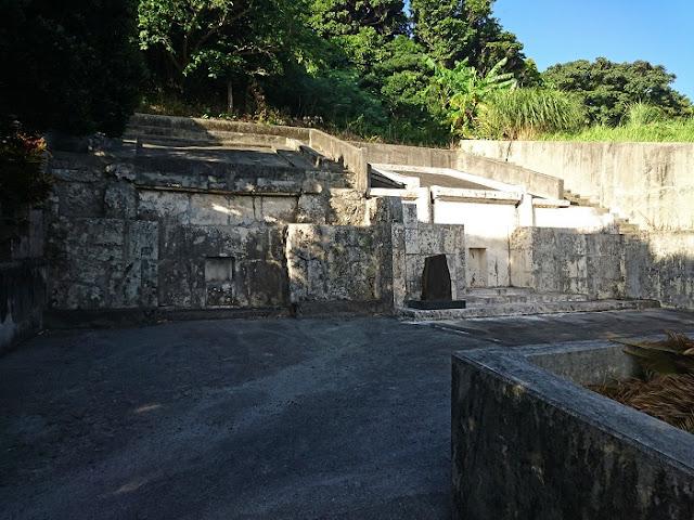 前田大王・前田大屋の御墓の写真