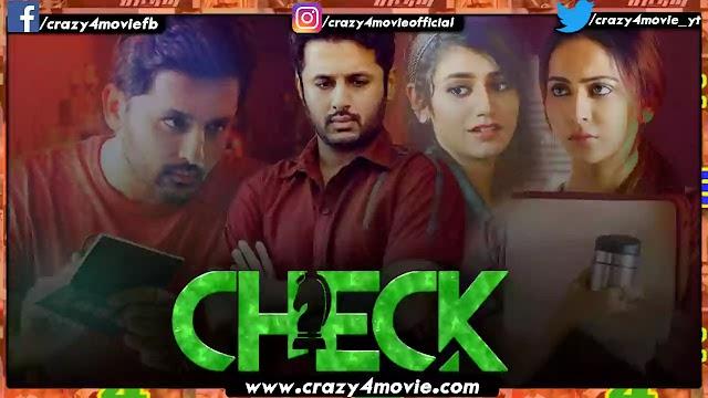 Check Hindi Dubbed Movie | Nithiin's Check In Hindi