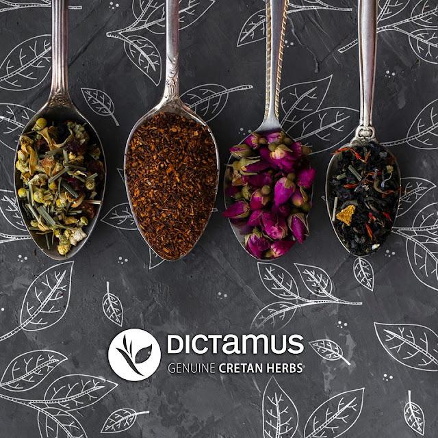 Dictamus genuine cretan herbs, spices and tea