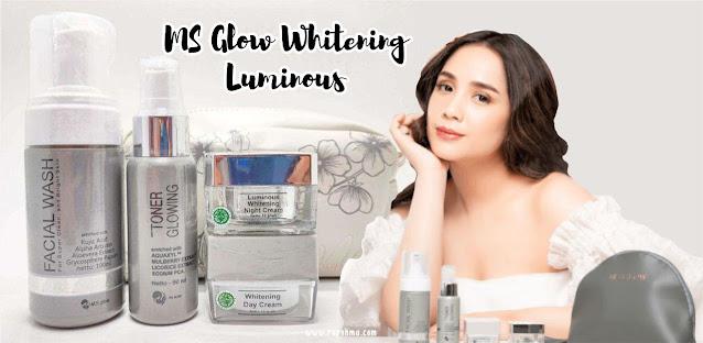 MS Glow Whitening Luminous