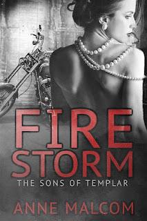 Firestorm   The sons of templar #2   Anne Malcom