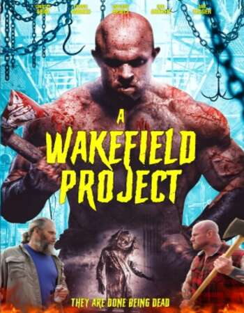 A Wakefield Project (2019) full hd Dual Audio 800MB HDRip [Hindi Fun Dub – English] 720p