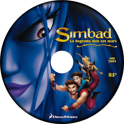 Simbad, la llegenda dels set mars - [2003]