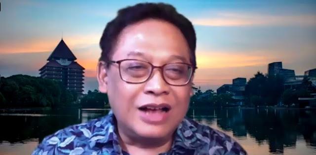 Ahli Epidemiologi: Kok Tidak Ada Yang Mengingatkan Habib Rizieq Karantina Mandiri?