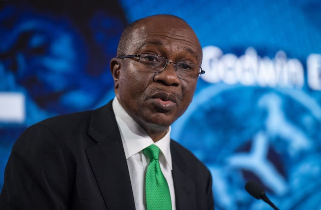 CBN Governor, Godwin Emefiele Speaks On Crypto Ban, Describes It As 'Money Made Out Of Thin Air'