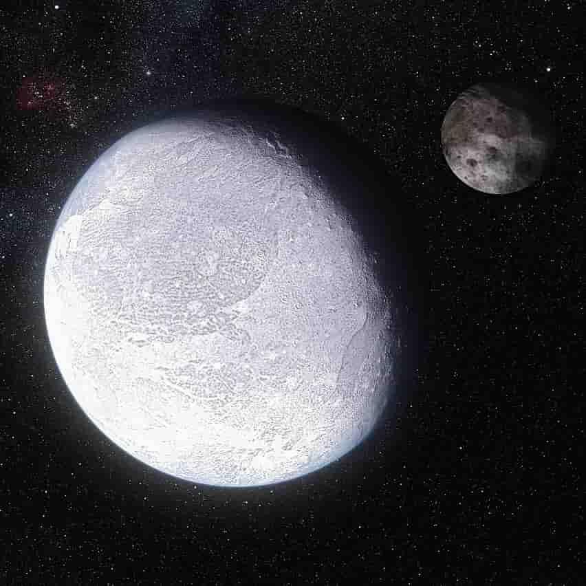 Dwarf Planet Eris