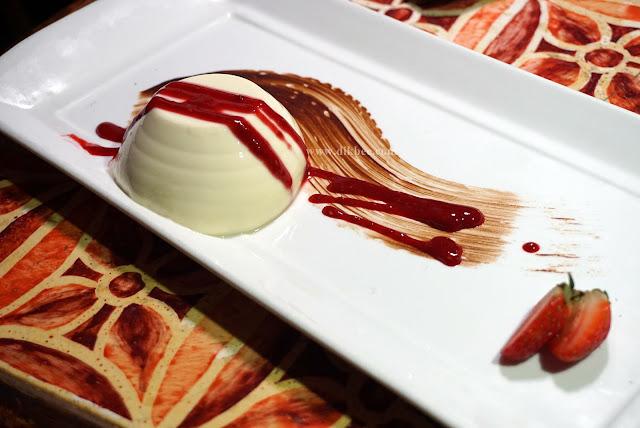 Nikmati Makanan Itali Di Villa Danieli, Sheraton Imperial KL