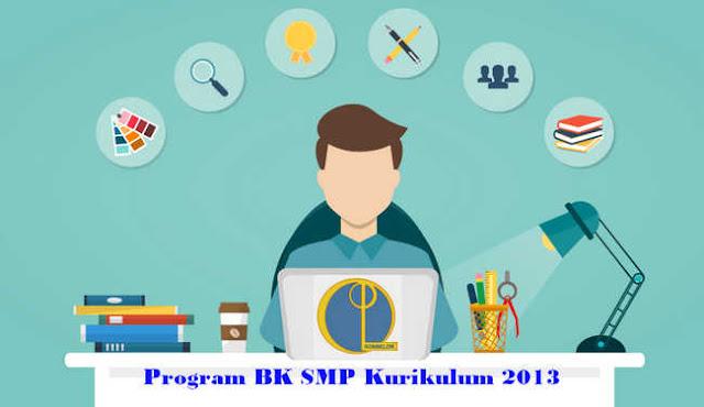 Program BK SMP Kurikulum 2013
