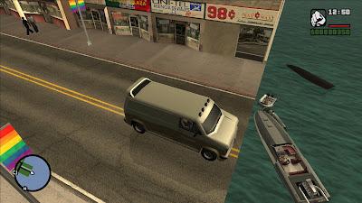 GTA San Andreas Big Island In Los Santos For Pc