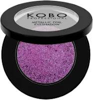 KOBO Professional Metallic Foil Eyeshadow - 703 Reddish Iris
