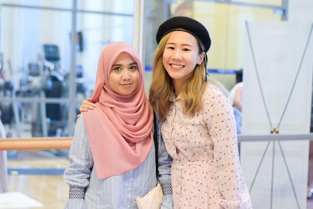 Bengkel Butterfly Health & Wellness Di Spa & Gym Hilton Kuala Lumpur