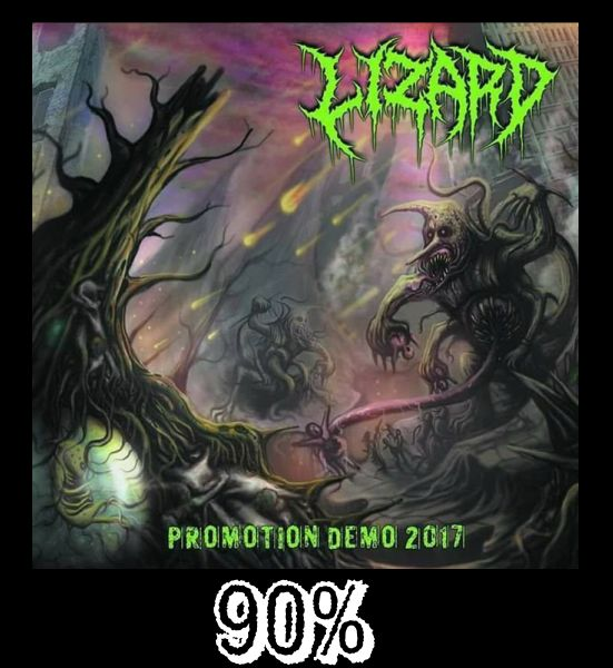 Reviews: Lizard - Promo 2017
