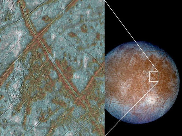 Europa's ocean may have an Earthlike chemical balance