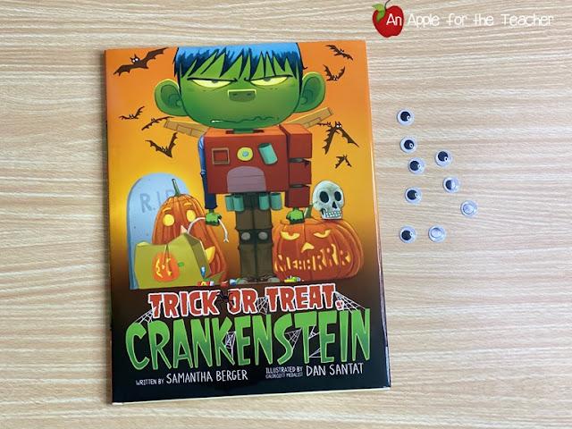 Trick or Treat Crankenstein