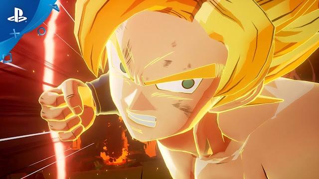 Dragon Ball Z: Kakarot: RPG de ação da série será lançado no início de 2020