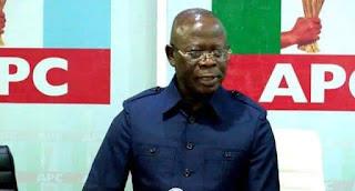 Inciting Utterances:Arrest Oshiomhole Now..PDP Tells IGP