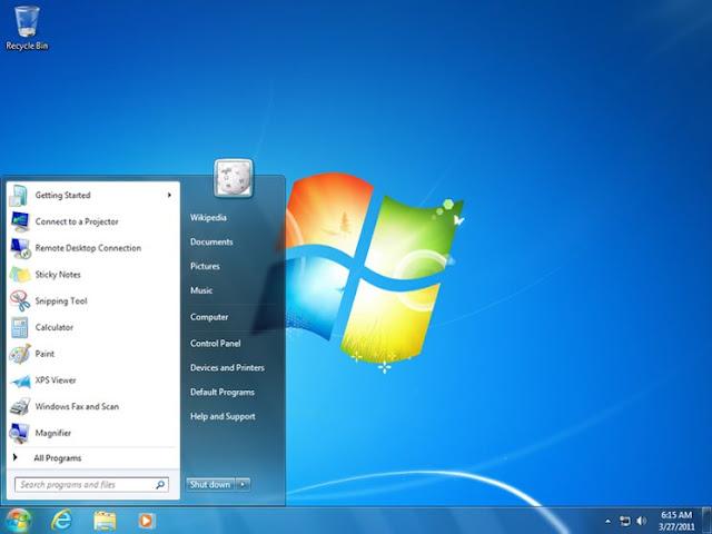 Perbedaan Windows 7 Dan Windows 10